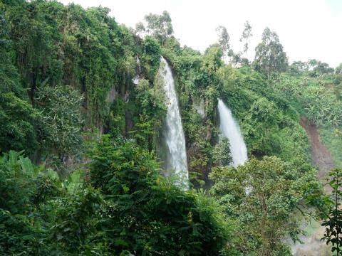 Sipi Falls safari